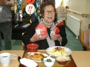 「103歳のお誕生日会」